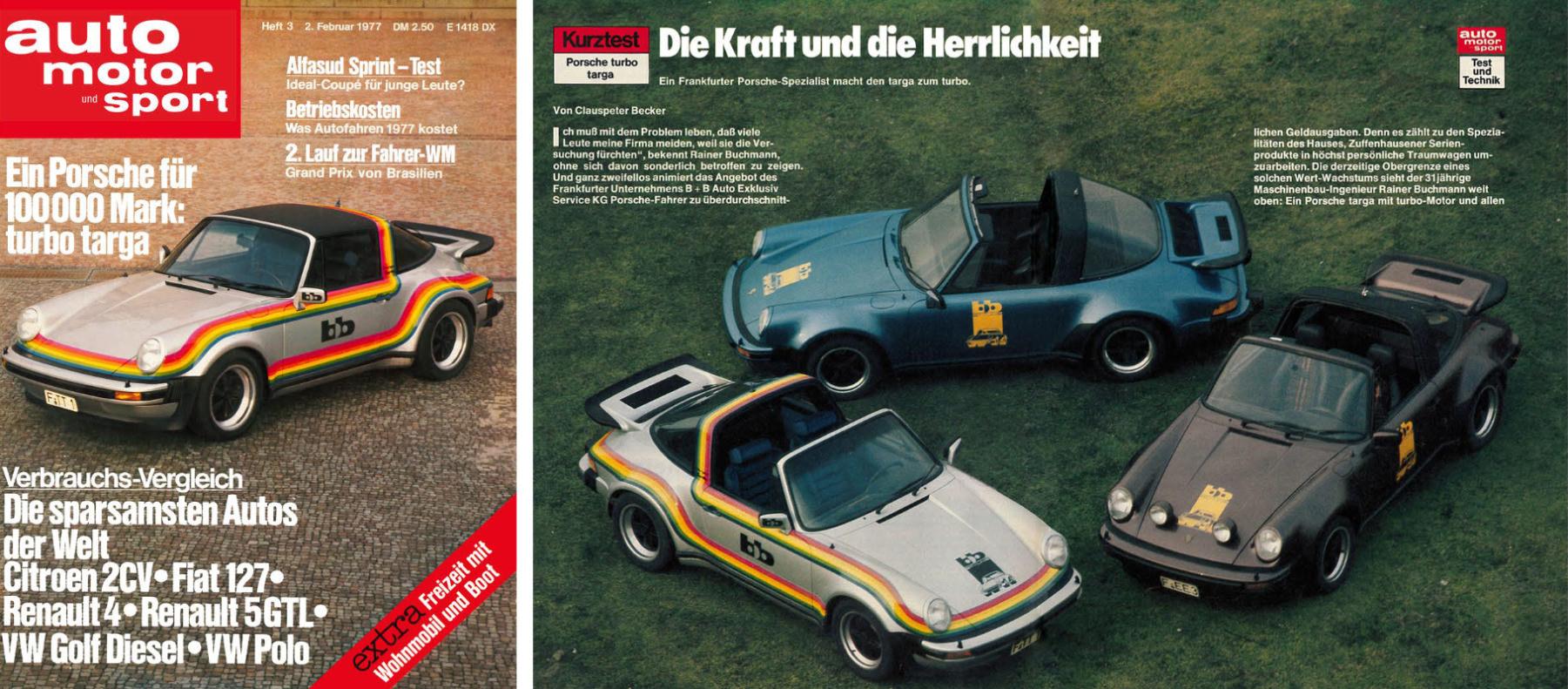 AutoMotor und Sport-Heft 3 -2.Februar-1977