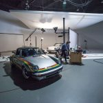 Making of bb Porsche Targa Moonracer