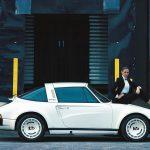 Porsche Turbo Targa weiß
