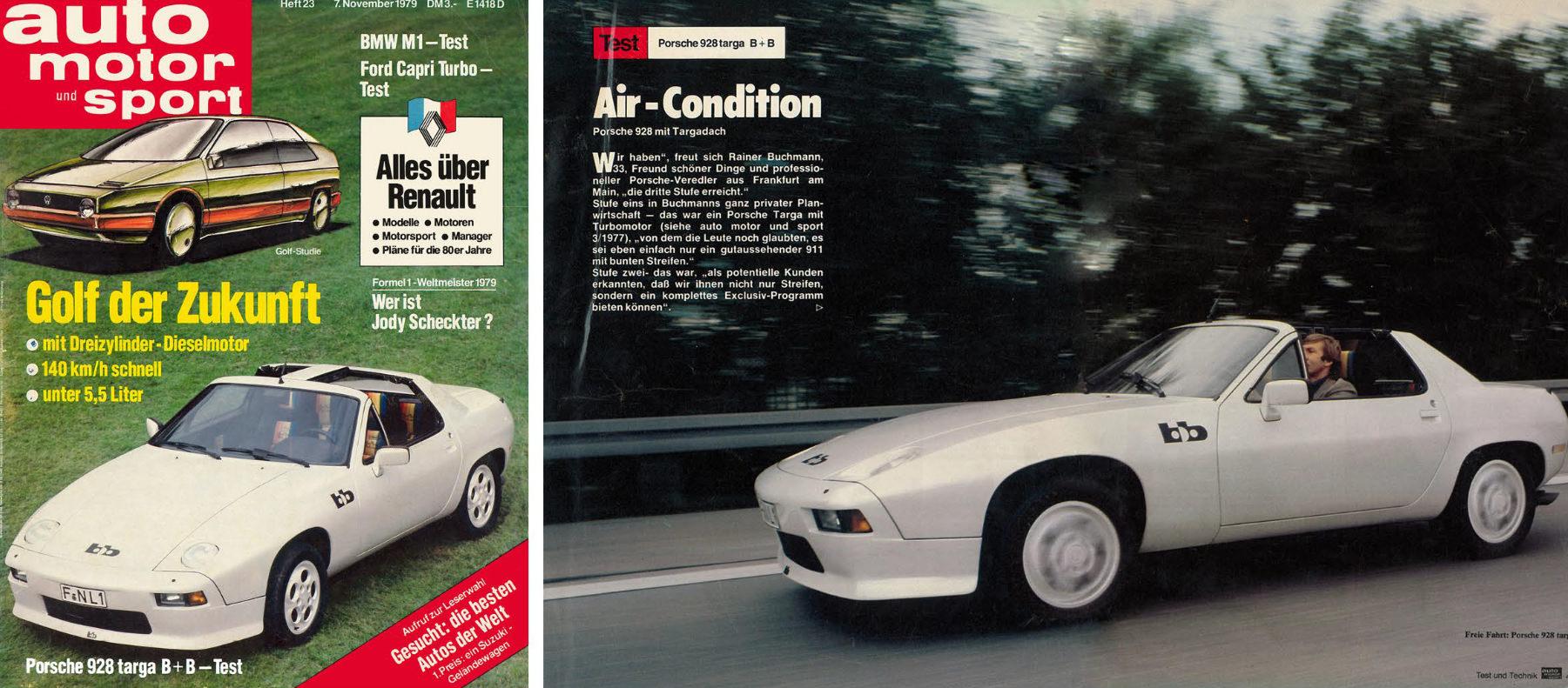 AutoMotor und Sport-Heft 23 - 7.November-1979