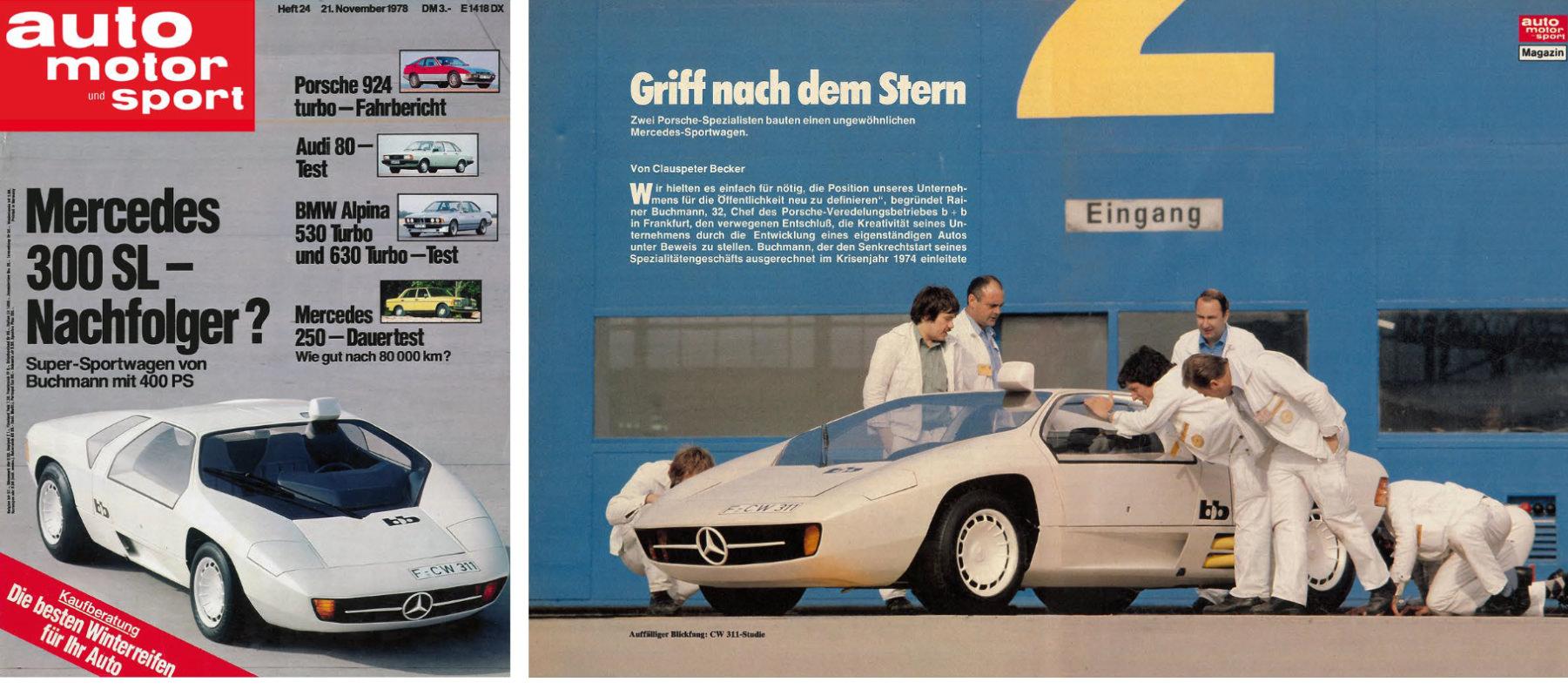 AutoMotor und Sport-Heft 43 - 21.November-1978