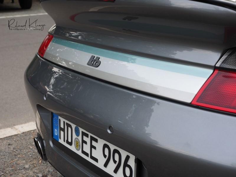 Modifikationen bb buchmann Porsche 1