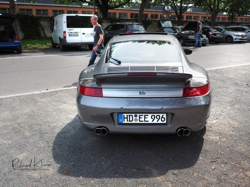 Modifikationen bb buchmann Porsche 3