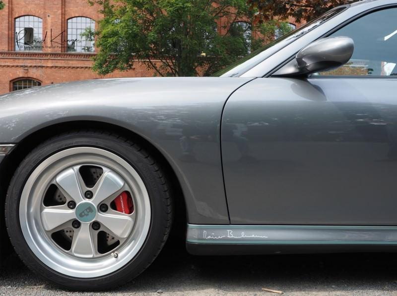 Modifikationen bb buchmann Porsche 6