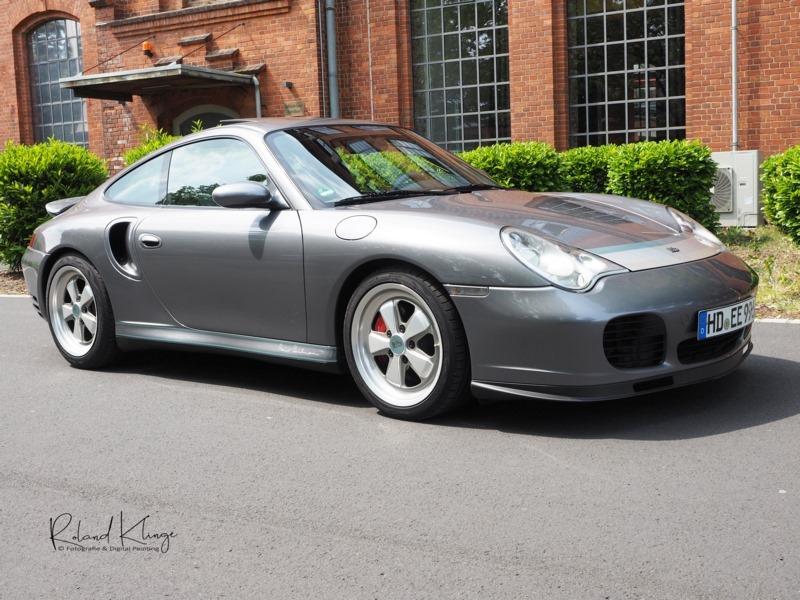 Modifikationen bb buchmann Porsche 7